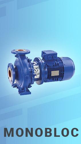 monobloc turbine