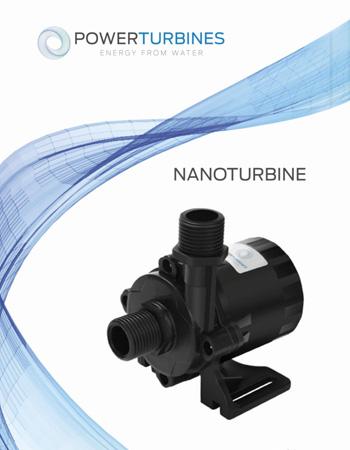 Nanoturbinas