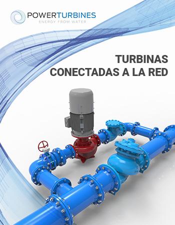 Turbinas conectadas a la red