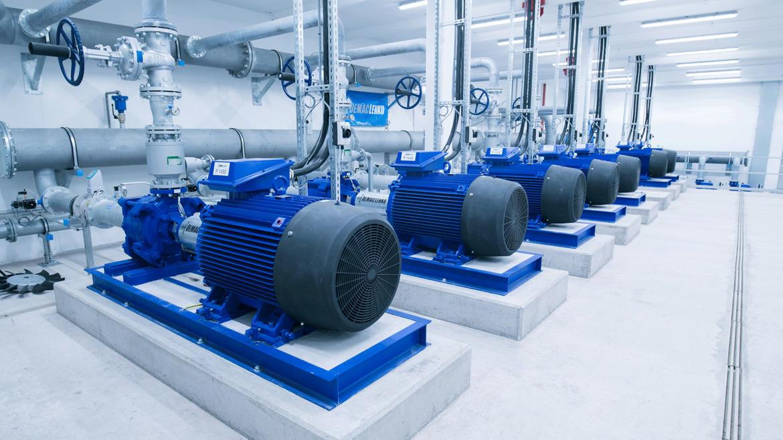 Turbinas de 25kw